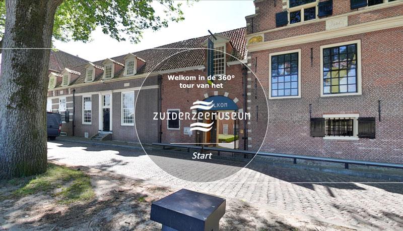 Virtuele tour Zuiderzeemuseum